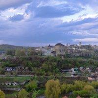 Каменец-Подольский. Общий вид Старого города с северной стороны. :: Александр Крупский