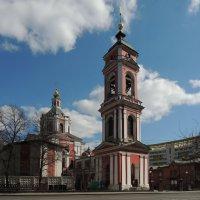 Церковь Вознесения Господня за Серпуховскими воротами :: Александр Качалин