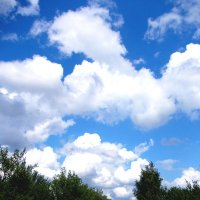 красивое небо :: Юлия Богданова