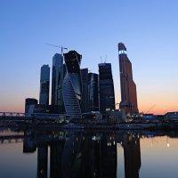 Москва Сити :: Кирилл Малов