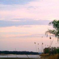 Рассвет над рекой :: Marina Timoveewa