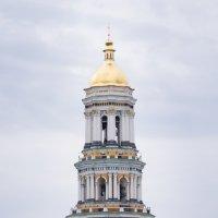 Большая лаврская колокольня :: Николай Витрук