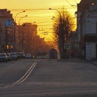 Рыбинский закат :: D. Matyushin.