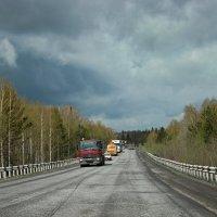 Весна на дороге!!! :: Наталья Юрова