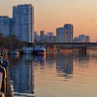 Не реки, а времени спокойное теченье :: Ирина Данилова