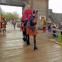 Въезд  княгини Ольги :: Ростислав