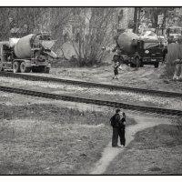 Романтичные прогулки... :: Александр Заиконников