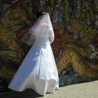 Застенчивая невеста :: Наталья