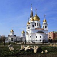 Церковь Кирилла и Мефодия :: Лидия кутузова