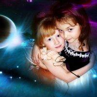Сестренки :: Оксана Чикулаева