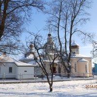 Храм Божий :: Татьяна Шестакович