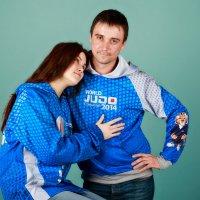 Форма волонтера ЧМ по Дзюдо 2014 :: Denis Bazaroff