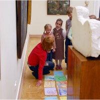 Урок искусства для детей с ограниченными возможностями здоровья. :: Михаил Палей