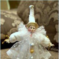 Новогодняя игрушка :: Saniya Utesheva