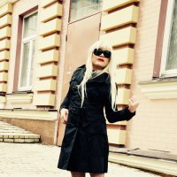 Анастасия Домани в апреле :: Анастасия-Ева Кристель Домани