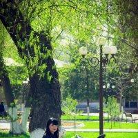 Отдых в парке :: Keri Macokina