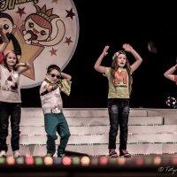 Детский конкурс красоты в Чадыр-Лунге :: Татьяна Жуковская