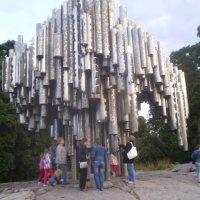 Парк Яна Сибелиуса.Хельсинки. :: Мила