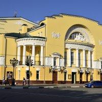 Театр имени Федора Волкова :: Сергей Бушуев