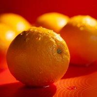 Оранжевое :: Любовь Гайшина