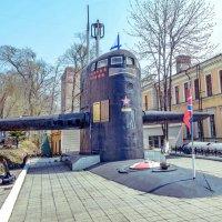 Мемориальный комплекс  Памяти подводников всех поколений  - подводная лодка  К-430. :: Александр Морозов