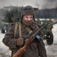 Шел солдат дорогами войны... :: Виктор Перякин