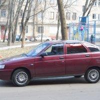 Машинка :: Маринка Захарова (Антипова)