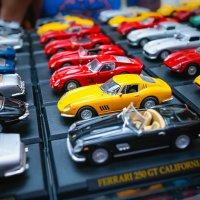 Коллекция Ferrari у каждого своя ) :: Denis Bazaroff