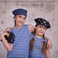 милые пиратки :: Татьяна Исаева-Каштанова