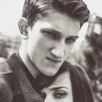Настя и Саша :: Анжелика Филимонова