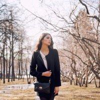 Весна в гоороде :: Ольга Подольян