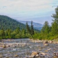 Река Манарага :: Александр Чазов