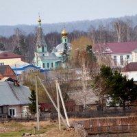 сельская церковь :: Евгений Фролов