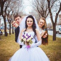 свадьба :: Илона Бабашова
