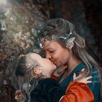 Эльфийская Нежность :: Наташа Родионова