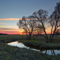 Затихает день весенний... :: Roman Lunin