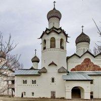 Спасопреображенский монастырь - (комплекс). :: Sergey Serebrykov