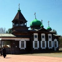 Церковь Пресвятой Троицы :: Наталья Тимофеева