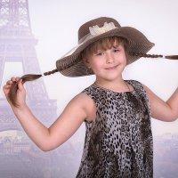 прогулка по Парижу-1 :: Татьяна Исаева-Каштанова