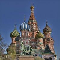 Москва :: Андрей Чиченин