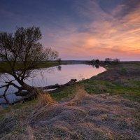 Апрельские закаты... :: Roman Lunin