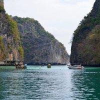 Залив Майя на острове Пхи-Пхи. :: Ольга