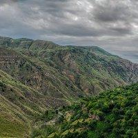 Вид от монастыря Гарни :: Luis-Ogonek *