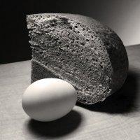Хлеб с яйцом :: Дмитрий Сопыряев