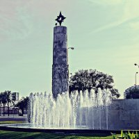 городской фонтан :: Alex