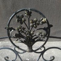 Кованые цветы :: Марина Мамзина (Калета)