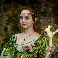 Волшебная Арфа :: Наташа Родионова