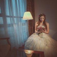 Утро невесты :: Оксана Погребная