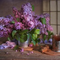 Чай с имбирными пряниками! :: Алла Шевченко