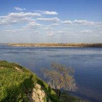 Весной на реке Волге :: Aine Lin